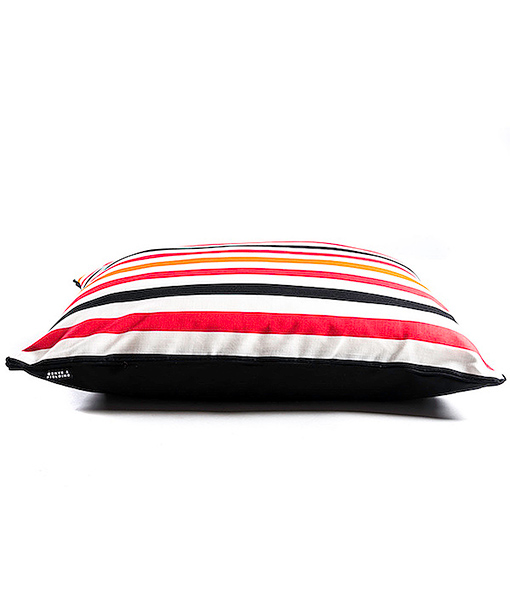 Floor-cushion—Stripe—Denys-&-Fielding