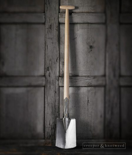 Sneeboer Border Spade with Steps © creeperandknotweed.co.uk
