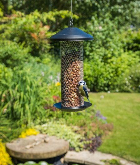 A peanut bird feeder from our wildlife garden gifts range