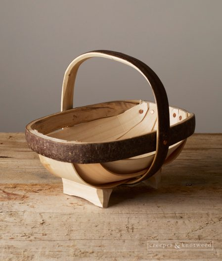 A Sussex garden trug in size No. 1