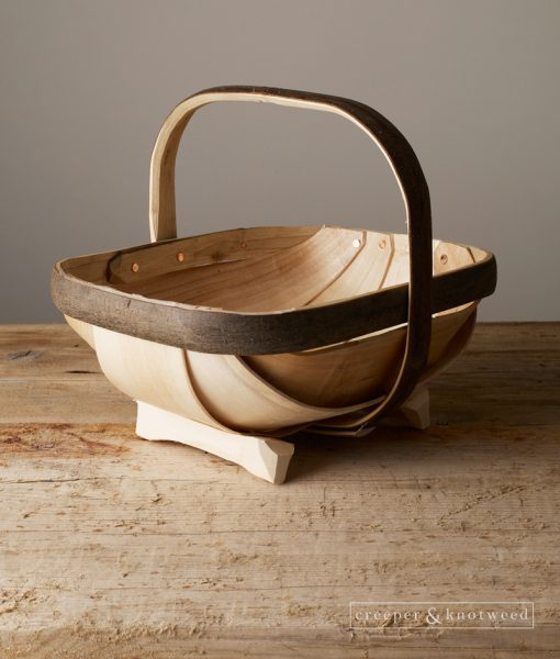 A Sussex Trug in size No. 2