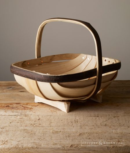 A beautiful hand made Sussex Trug No. 3