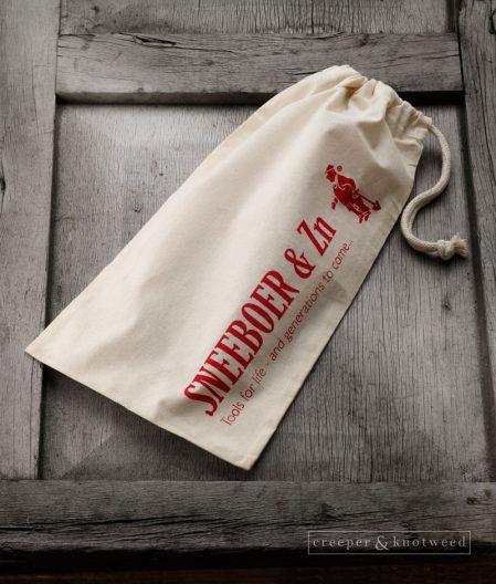 Sneeboer-Hand-Tool-Cotton-Bag © Creeper & Knotweed